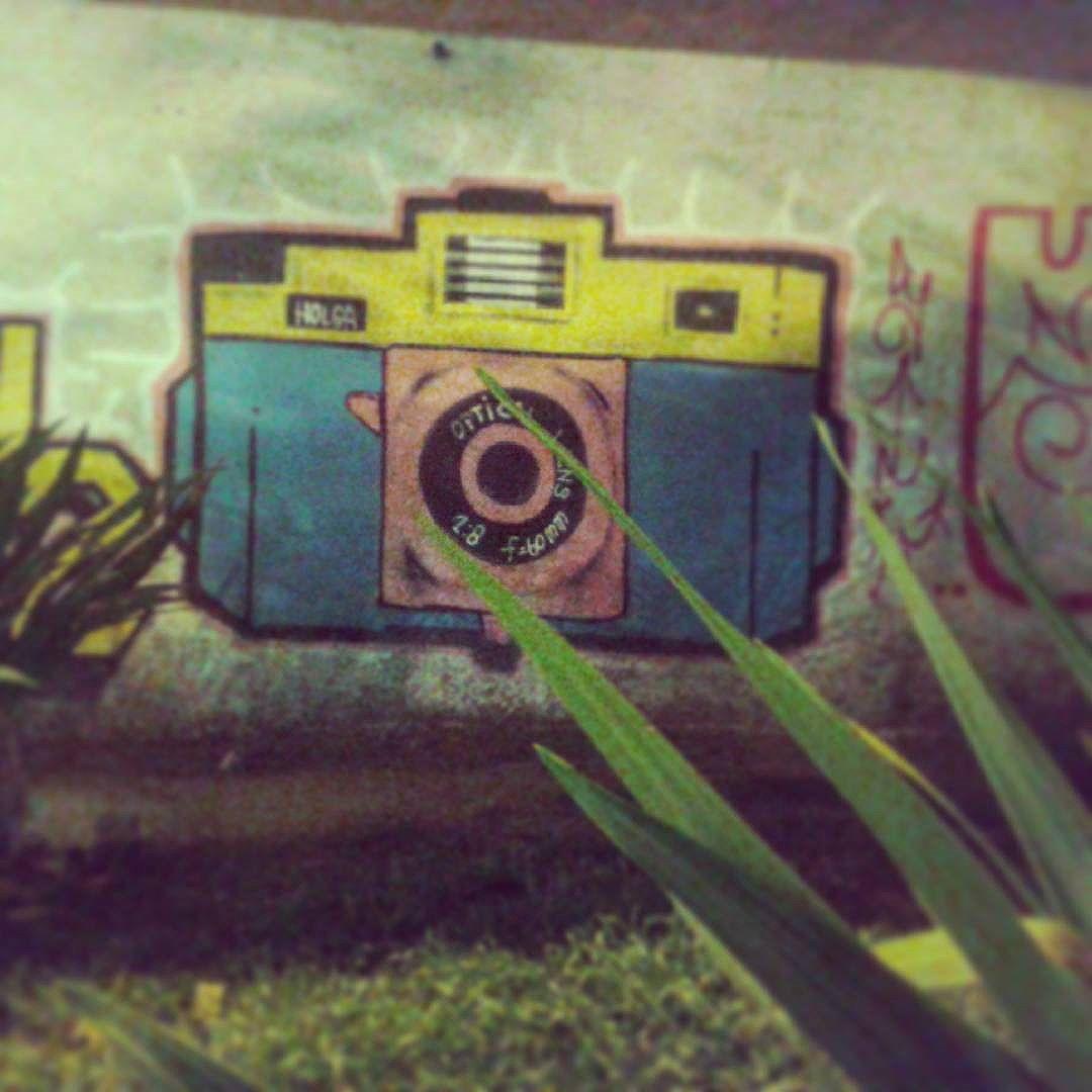 #loveher #holga #secretspot #streetartrio #riodejaneiro #enforcetheink