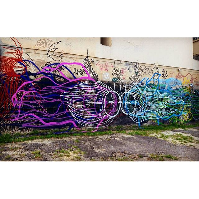 #streetart #streetartrio #grafitti #graffiti #grafite #artederua #tag #riocomprido #riodejaneiro