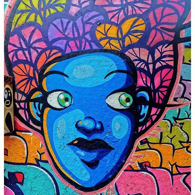 #streetart #streetartrio #murals #art #pink #riodejaneiro #rio #rj #brasil #brazil #jardimbotanico