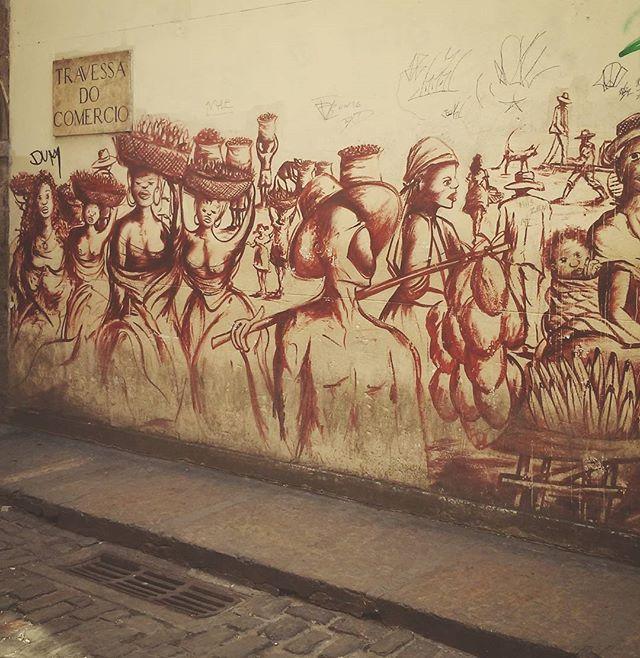 #streetart #StreetArtRio #urbanart #muro #parede #wall #mur #downtown #downtownrio #centrorj #centrodacidaderj #centrodorio #travessadocomercio #arcodoteles #pracaxv