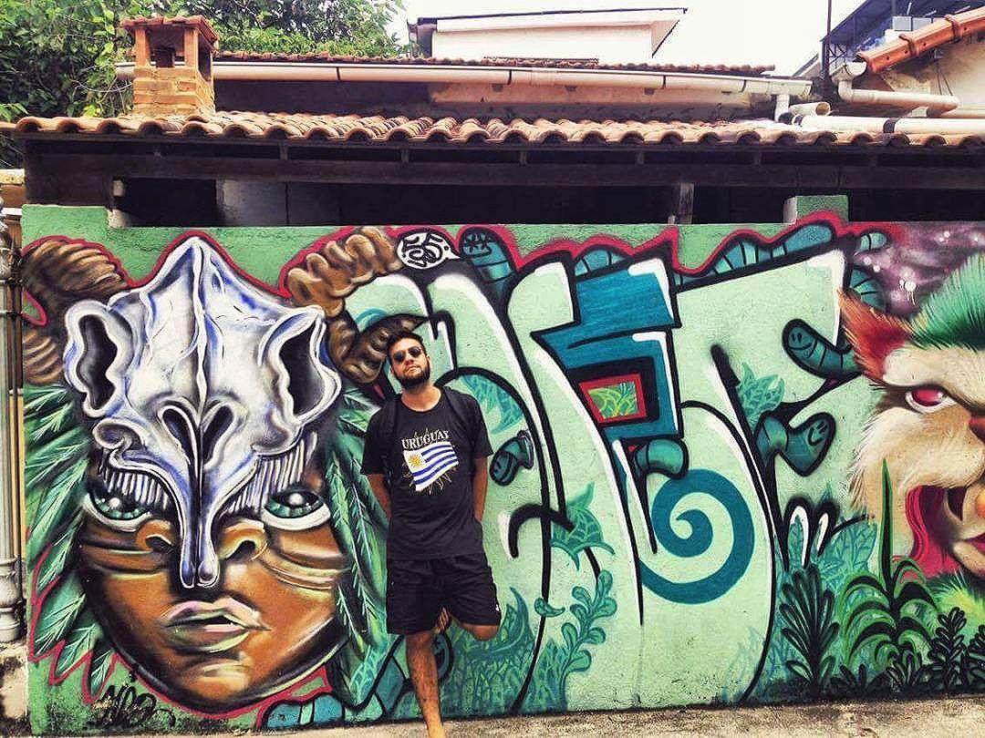 #urca #streetart #graffiti #streetartrio #riodejaneiro