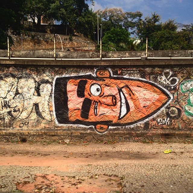 @marceloeco Glória/RJ #streetart #streetartrio #streetartrj #streetarthunter #grafite #graffiti #instagrafite #arte #artederua #arteurbana #rj