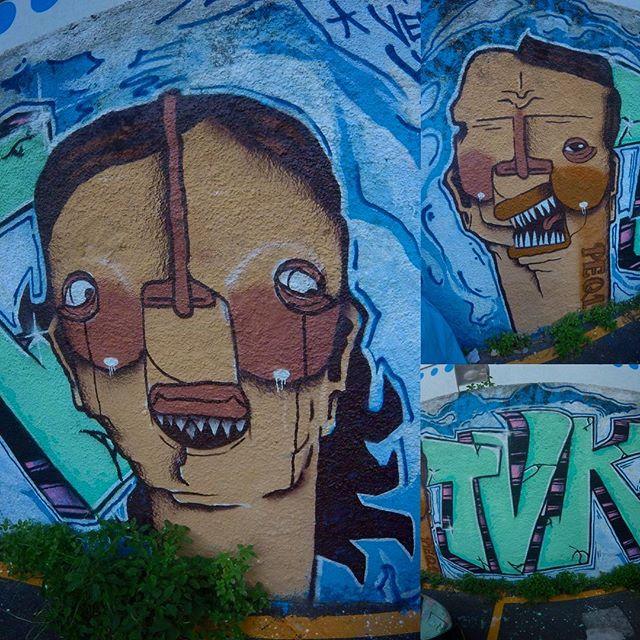 @tamovivo #graffiti #grafite #streetartrio #riodejaneiro #tintaverme #colors #instagraff #instagrafite #streetart #arteurbana #typography #graffcharacters #digestaourbana #fodase