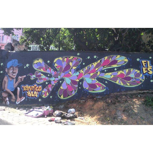Castigo & Bla /Rio Comprido, RJ!!!!! #instaart #spray #riodejaneiro #rj #instagraffiti #graffiti #graffite #artederua #art #artist #urbanart #graffitibrazil #graffitebrazil #loveart #spraypaint #streetart #freestyle #graffitirj #graffrio #rua #mtn #hiphop #streetartrio #ruasdazn #tafaltandomuro
