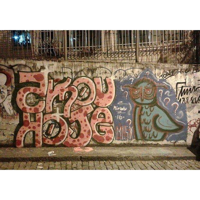 Desenvolvendo e evoluindo #graffiti #welovebombing #amouhoje #acabouatinta #fatcap #streetartrio #rjvandal