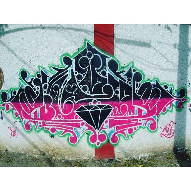 Graffiti is my life. #graffitiart #graffitiletters #streetartrio #loveletters #graffiti #graffitiwildstyle