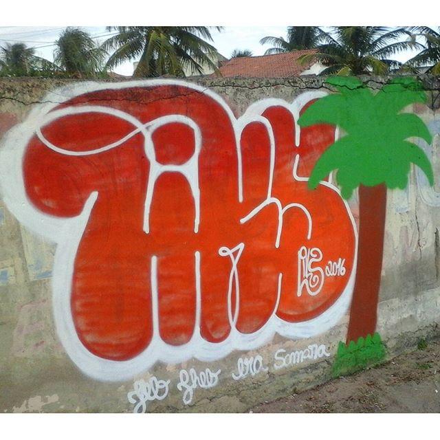 """Jheb Jheb era Samara""kkkk #GraffitiBrasil #GraffitiRioDeJaneiro #Graffiti #StreetArtRio #StreetArt #ArteDeRua #ArtUrban #ArteUrbana #Arte #Rua #ILoveBombing #Bomb #Letters #Letras #HipHop #HipHopGirl #RjVandal #Vandal #Vandalismo #RioDeJaneiro #Araruama #Praia #Coqueiro #Samara #GraffitiNaPraia #InstaGraffiti #LiksGraffiti #Liks"