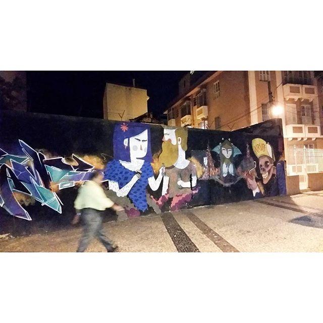 RUA SÃO FRANCISCO XAVIER COM RUA CONDE DE BONFIM ARTIST: #graffiti #streetculture #streetphotography #streetstyle #urbanart #spraypaint #graffitirio #StreetArtRio #muros #artederua #streetart #arteurbana #welovestreetart #mural #streetartfiles #graffart #graffittigers #spraypaint #graff #wallart #olheosmuros #loves_street_art #graffitilegends #streetartofficial #streetarteverywhere #streetartistry #stickerart #urbanwalls #instagraffiti #spraycanart #graffitiporn