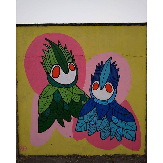 """""""Tudo o que você puder imaginar é real."""" Pablo Picasso #muralismo #muralsdaily #mural #collors #arteurbana #artistaurbano #art #graffitirj #graffiti #streetartrio #streetart #artederua #braziliangraffiti"""
