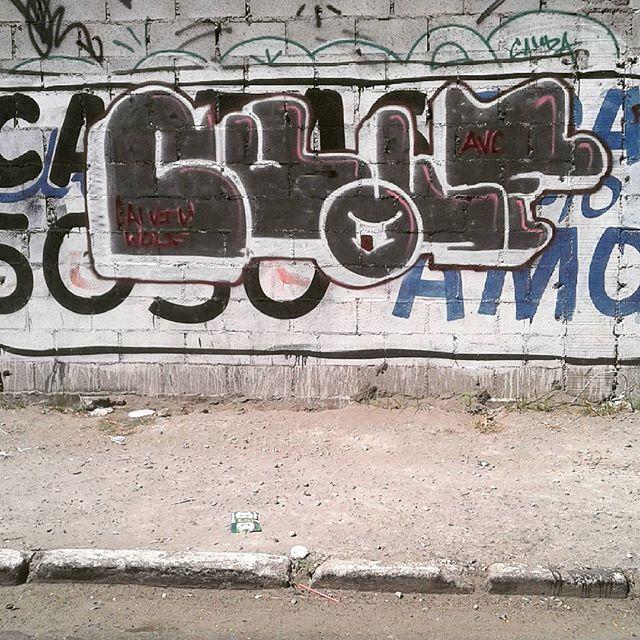 #calvinwolf #wolf #vandal #letter #graffiti #instagrafite #streetartrio #AVCrew Caxias City !!! Alo @zika_acendeobagulho tô chegando em !!