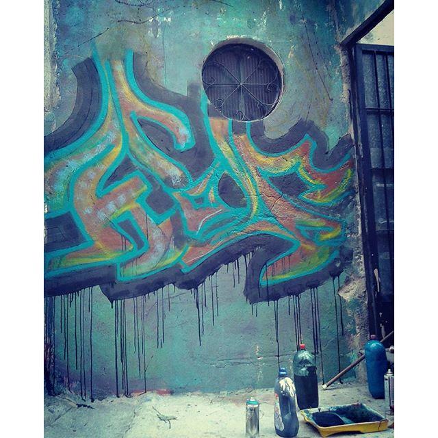 #calvinwolf #wolf #vandal #letter #graffiti #instagrafite #streetartrio #AVCrew #wildstyle
