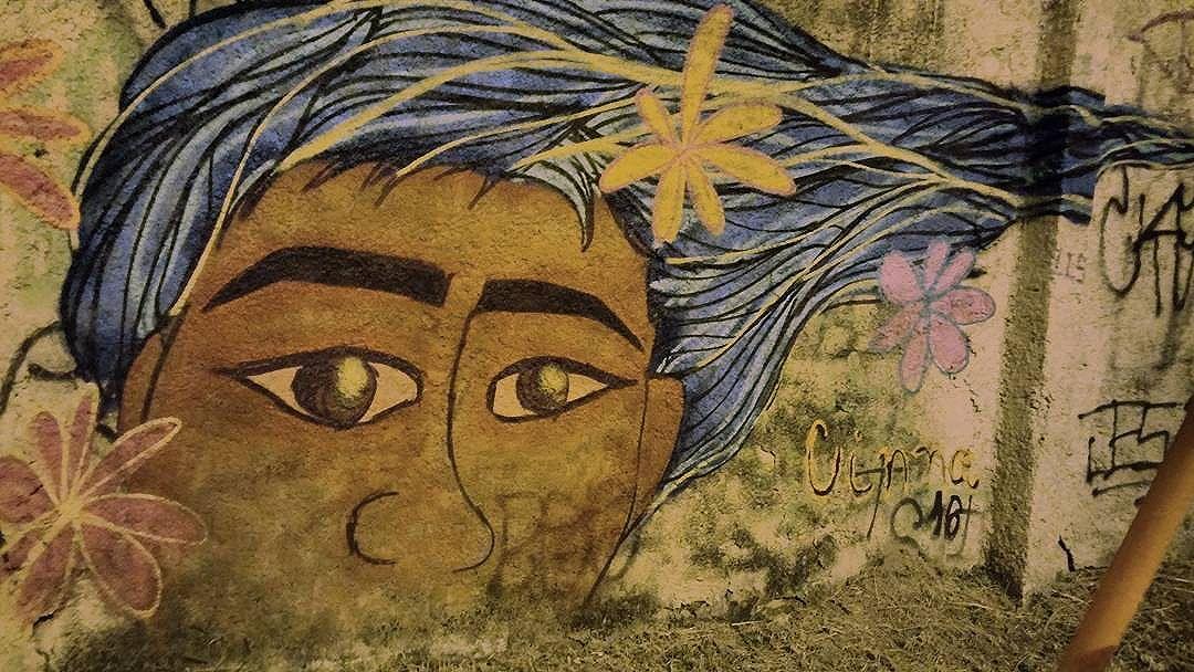 #graffiti #blackgirl #cinnagrafitti #streetartrio