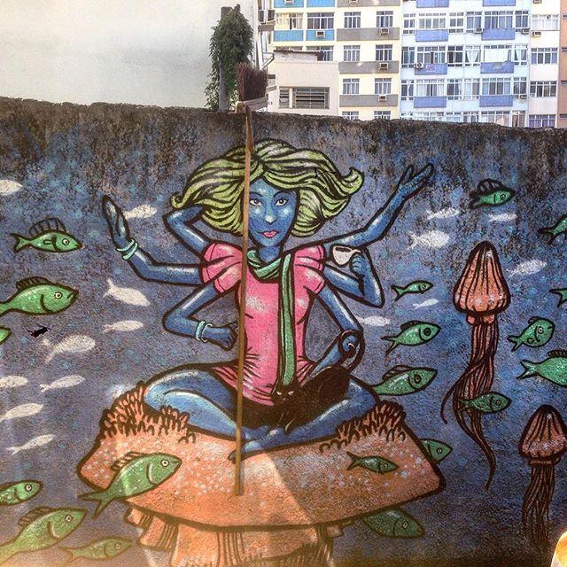 #graffiti #grafporn #streetart #streetartrio #streetartglobe #urbanart #spraydaily #muralsdaily #largodomachado #riodejaneiro #brazil