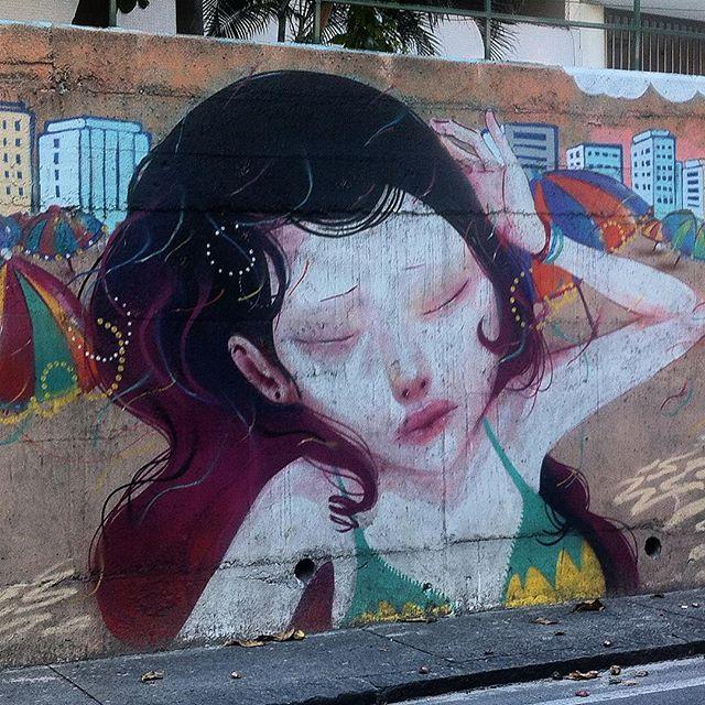 #grafite #graffiti #graff #instagraff #instagraffiti #graffitigram #graffitiporn #streetart #streetartrio #streetartbrazil #urbanart #streets #artederua #arteurbana #Intervencaourbana
