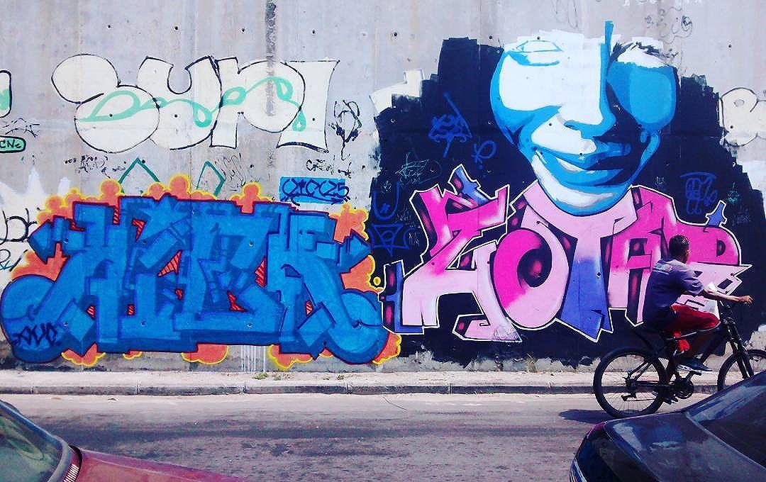 #kickinstagram #instakick #wildstyle #bomb #errejota #rj #riodejaneiro #urbanwear #urbanart #paint #arteurbana #avc #addamsvisualcrew #spraypaint #streetartrio #streetart streetartword #graffitilove #hellomynameis #kick #kickfive #KICK5 #lovepaint #loveletters  #letters #zotarking #zonanorte #cesola #vandalrj  #brasilvandal #blacbook