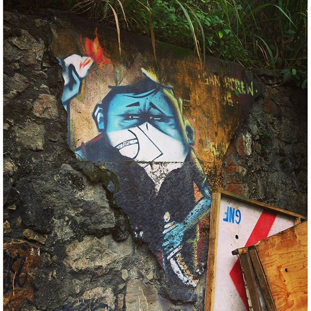 #streetart #streetartrio #urbanart #urban #riodejaneiro #rio