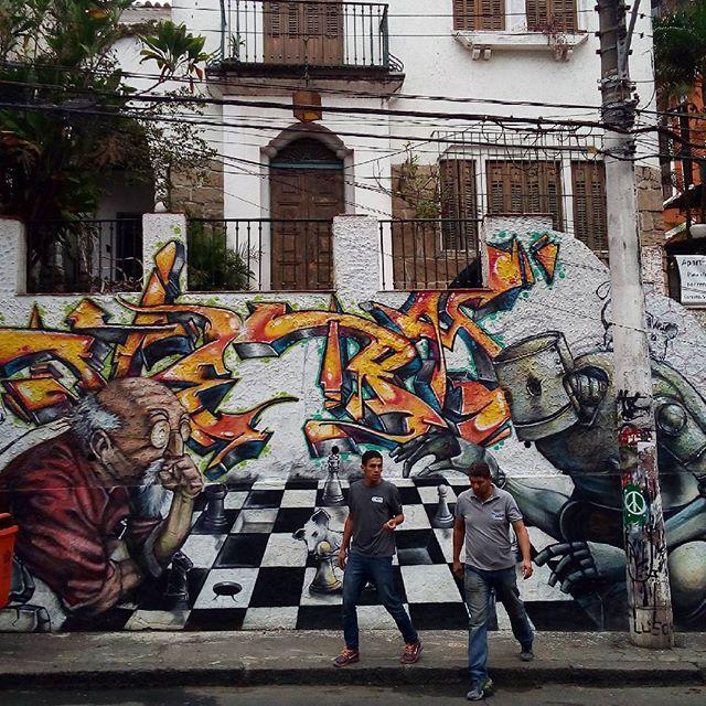 Rio de Janeiro. 30/04/2016 | vandalogy #streetartrio #streetart #riodejaneiro #santateresa #graffiti