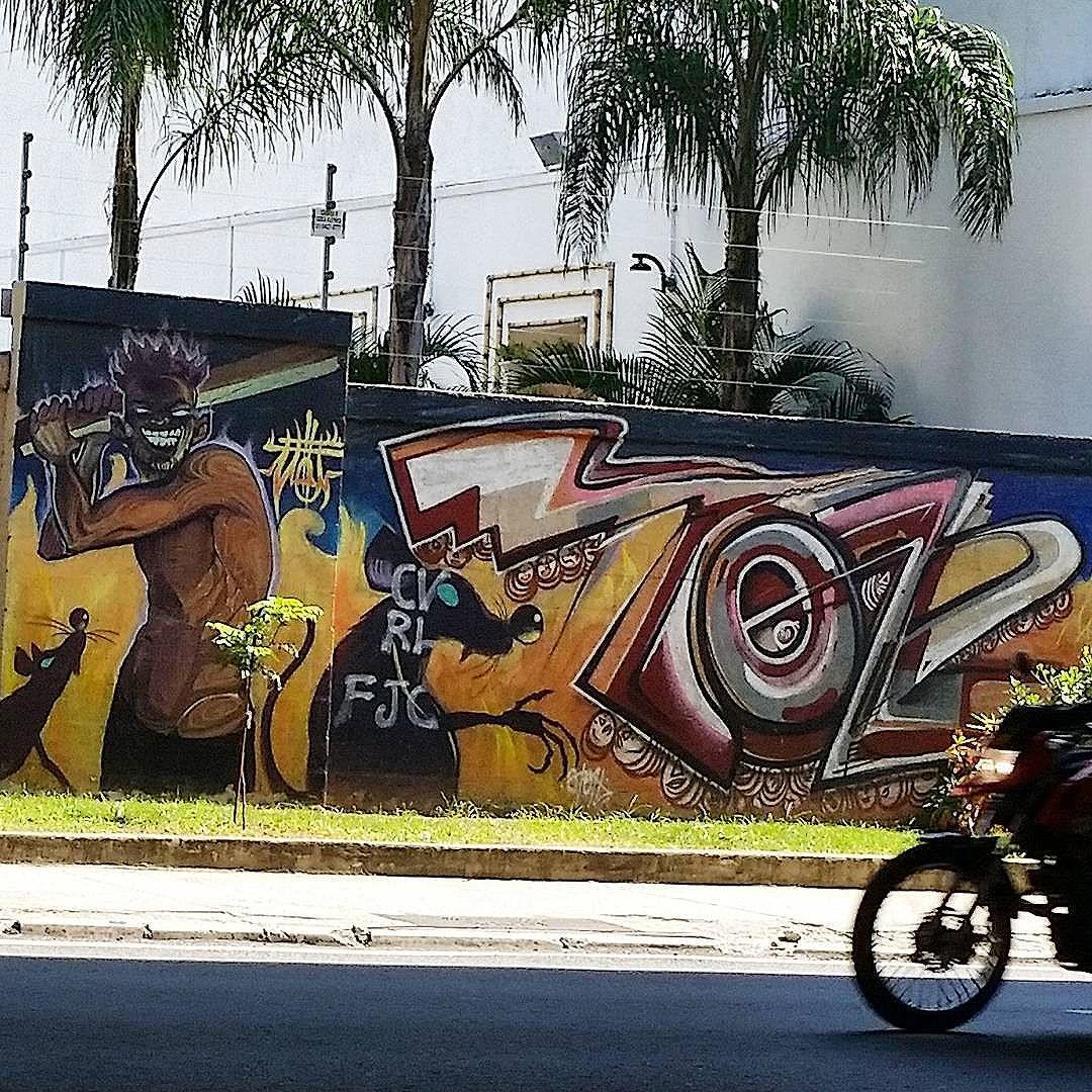 AVENIDA PAULO DE FRONTIN - RIO DE JANEIRO RJ  #streetphotography #buildinggraffiti #graffitiart #art #streetart #handmade #instagraffiti #street #graff #animation #urban #wallart #spraypaint #aerosol #spray #wall #mural #murals #painting #arte @sarahzarstudio #color #streetartistry #artist #grafiti #urbano #rue #guerillaart #streetartrio