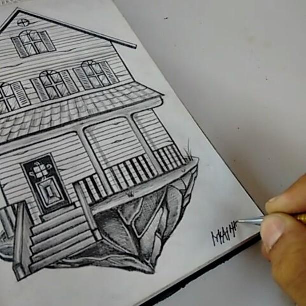 Bom dia, acordei riscando !!!! #mattoaartes #graffitihouseniteroi #blackbook #draw #sketchbook #home #instaart #instagraffiti #streetartrio