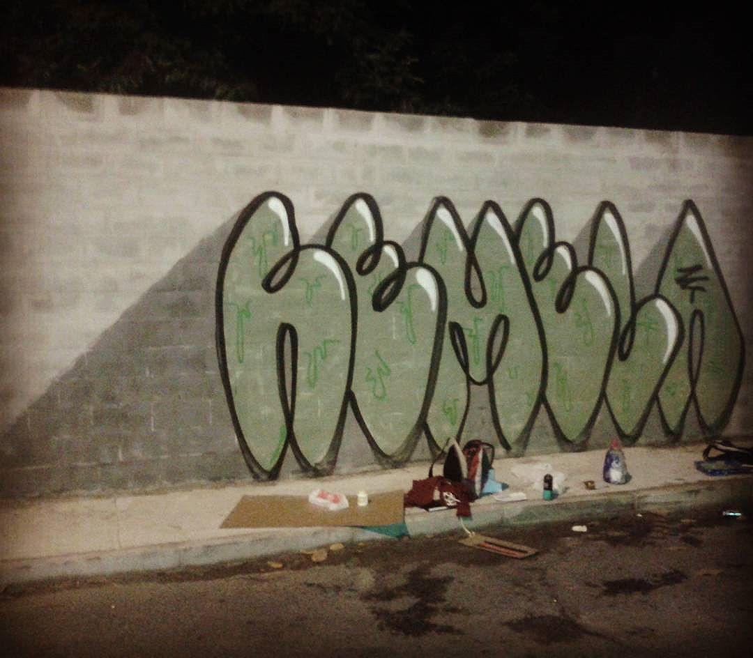 Bombzada #streetartrio #streetart #graffiti #bomb #tags #throwup #vandal #riodejaneiro