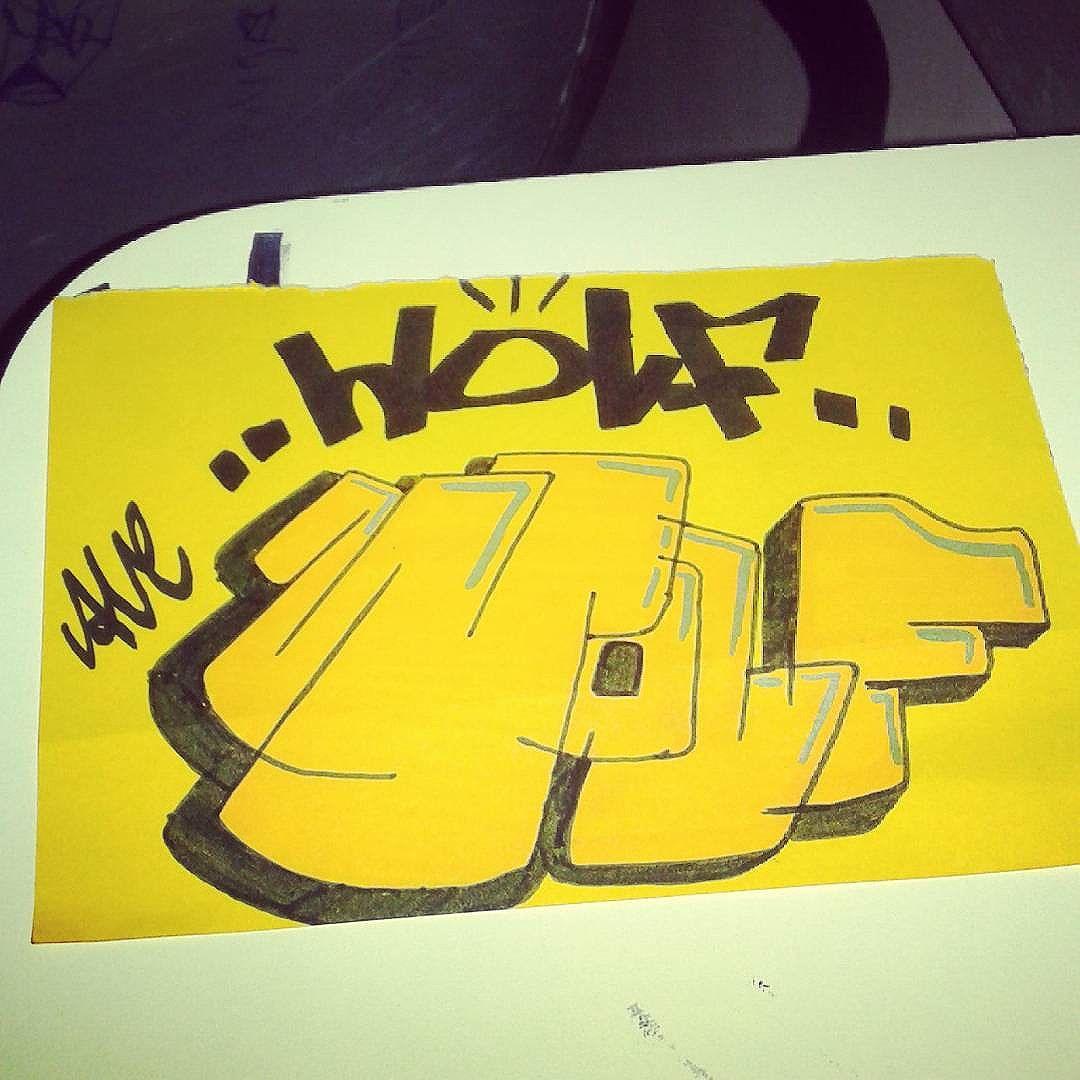 #calvinwolf  #wolf  #vandal  #letter  #graffiti  #instagrafite  #streetartrio  #AVCrew  #bomb  #graffitirj  #tag