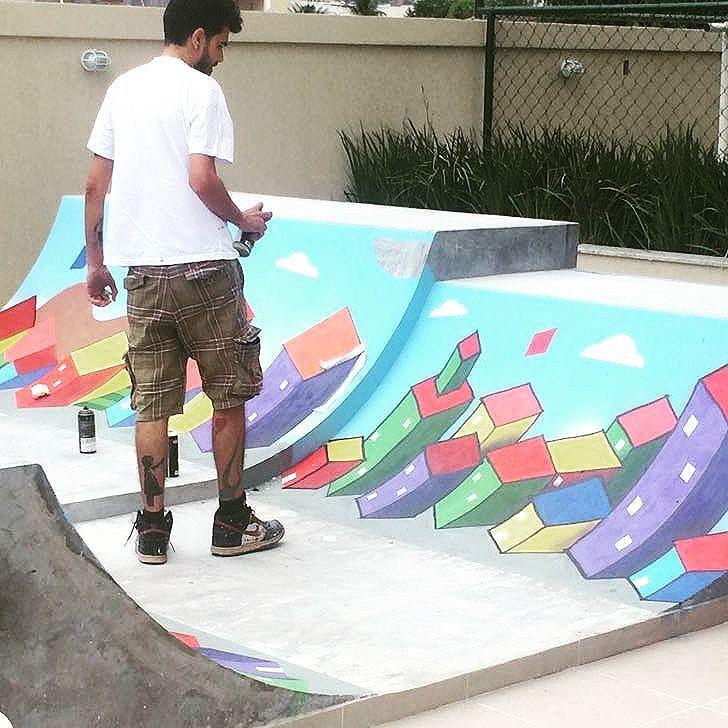 Charlie Brown! #trapacrew #rafagraffiti #rafa #rafaelgeraldo #graffiti #grafite #graff #streetartrj #streetartrio #streetart #decoracao #decor #skate #nadi #cast #elo