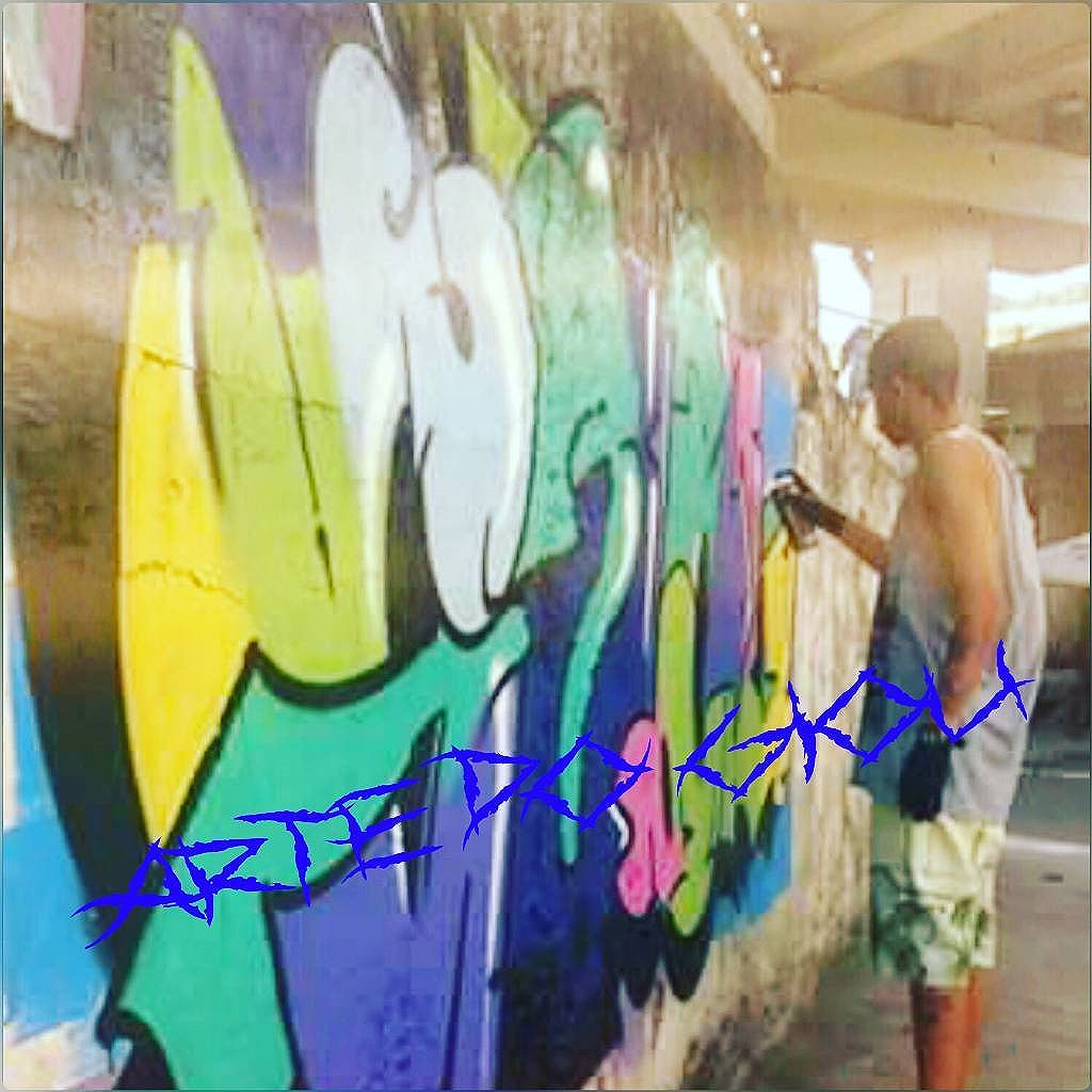 """Giou"" #letters #tipografia #wildstyle #graffitiletters #graffitti #artedogiou #urbanart #streetstyle #streetartrio #zonanorterj terj #giou #caligraffiti #photographer #instaphoto #drawletters #instadraw #madureira"