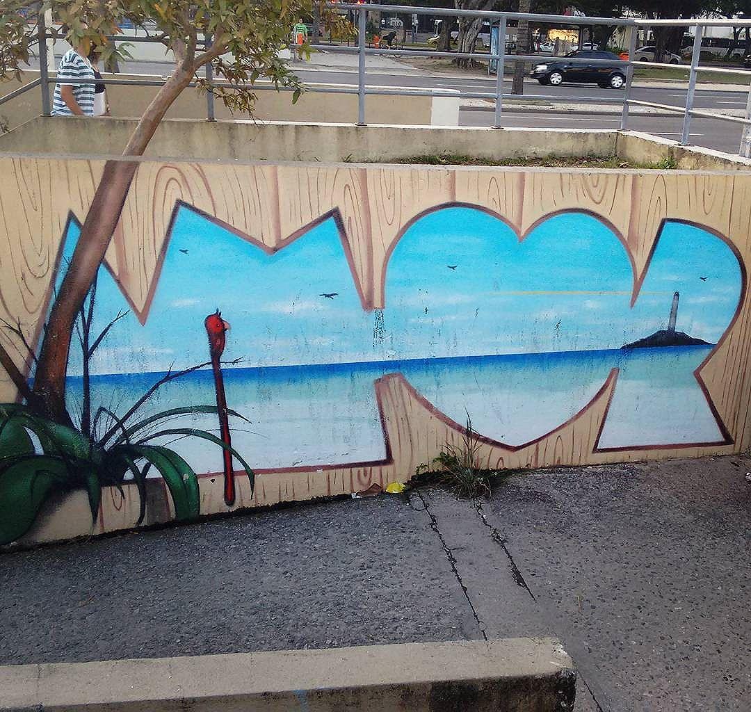 #grafite #grafitti #grafittiwall #grafittiart #graffiti_clicks #grafiterio #dsb_graff #elgraffiti #ig_graffiti #instagrafite #instagrafitti #lostmurals #murals #nexus_streetart #publicart #streetart #streetartrio #streetartist #streetarteverywhere #tv_streetart_ #transfer_visions #urbanart #urbanartist #urbanromantix #brazilart #riodejaneiro