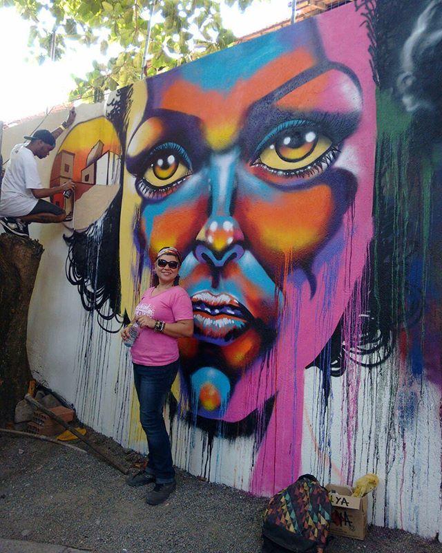 Hoje no Espaço Cultural da Grota! Efervescência cultural. Foto: @space2graffiti #favelacultural #favela #favelas #favelaélocaldecultura #favelaéterrafértil #streetartrio @streetartrio  #lyaalvesarteurbana  #osalves
