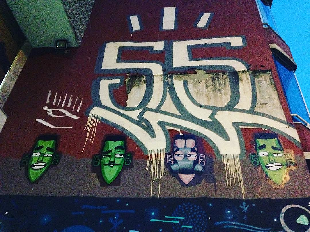 #marceloeco #streetart #streetartrio #riodejaneiro #graffiti #ipanema