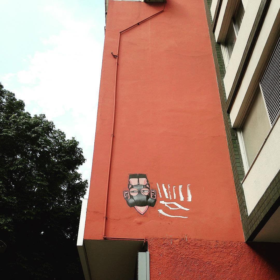 #marceloeco #streetartrio #streetart #riodejaneiro #graffiti #ipanema