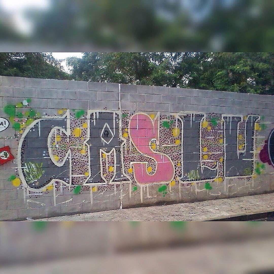 Não adianta rasurar, a gente sempre volta... #streetartrio #graffitti