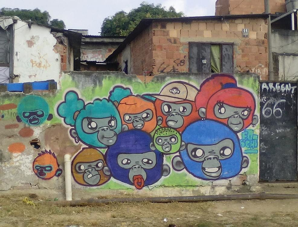 Olha nós ai #globalstreetart #graffite #graffitiart #instagraffiti #streetartrio