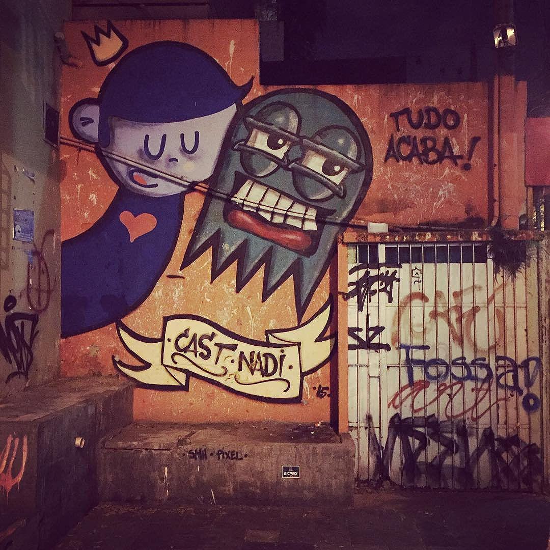 #streetart #streetartriodejaneiro #trapacrew #botafogo #streetartrio