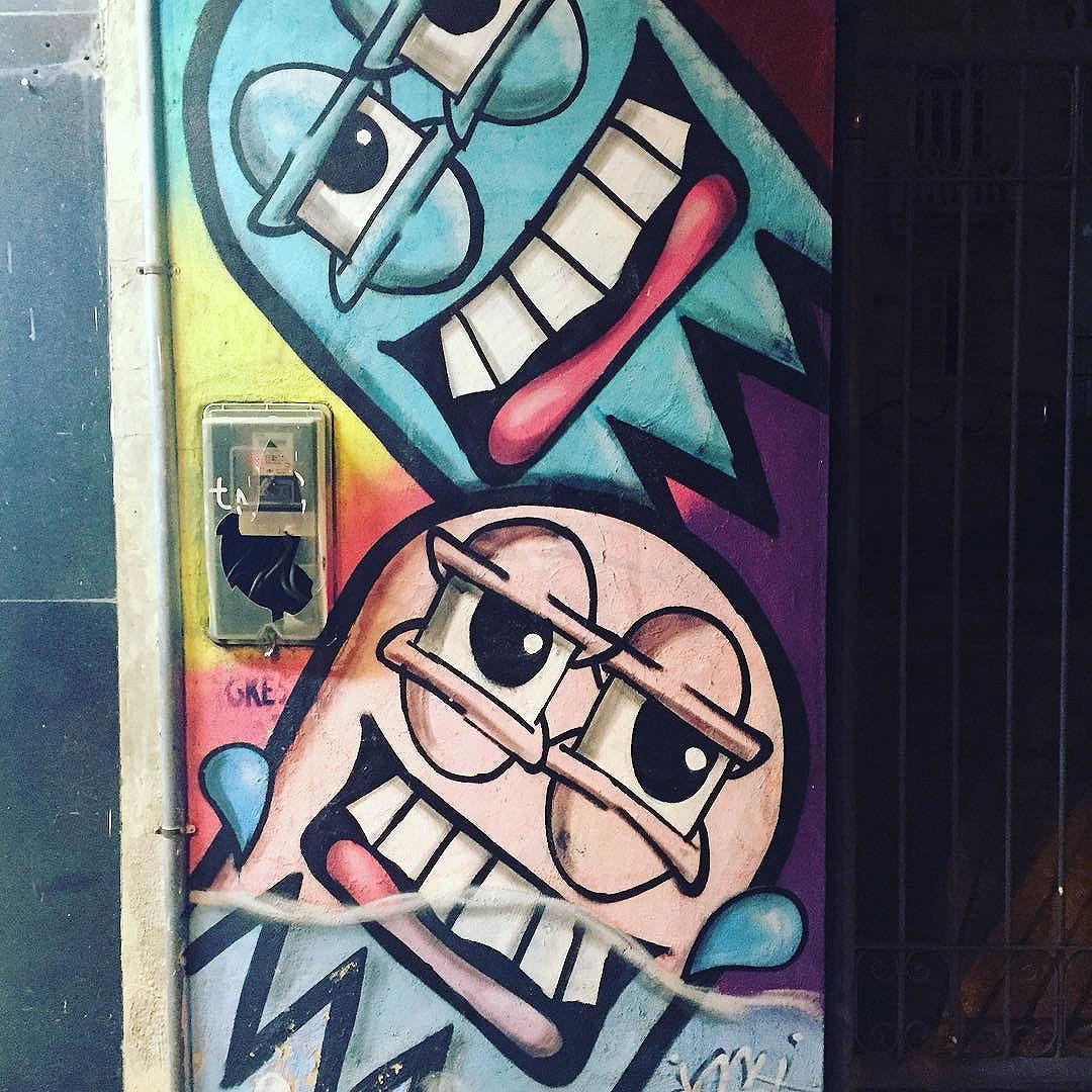 #trapacrew #streetartrio #streetartriodejaneiro #botafogo #graffiti #graffitiart #trapa_crew