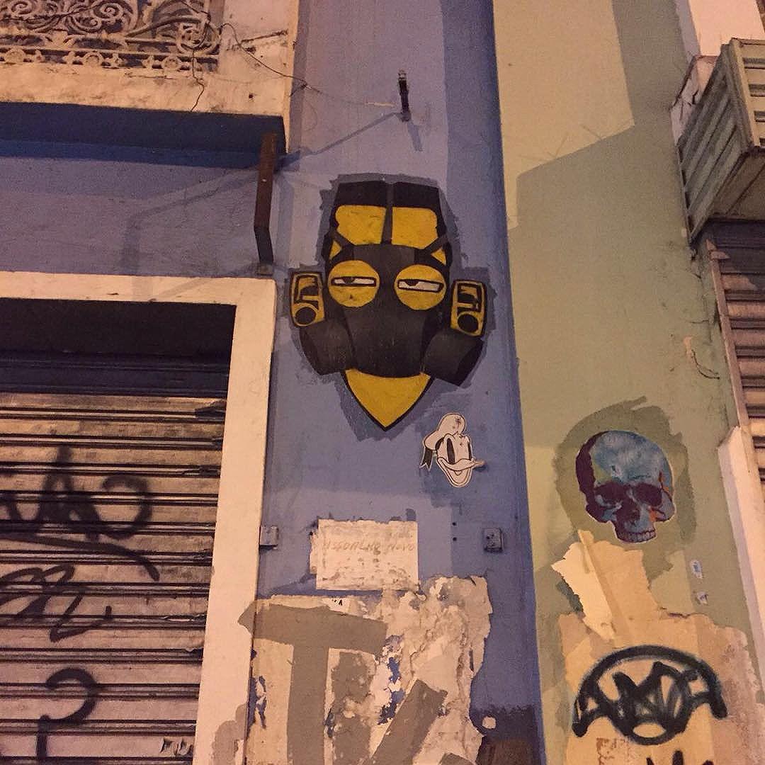 #whoisit #streetartrio #streetart #botafogo #riodejaneiro #brasil