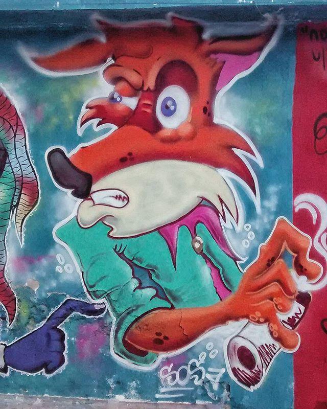 Graffiti feito hj no churras graffiti foi demais #soscrew #souandarilho #tbc #streetartrio #graffitimylife #arteurbana #coresevalores