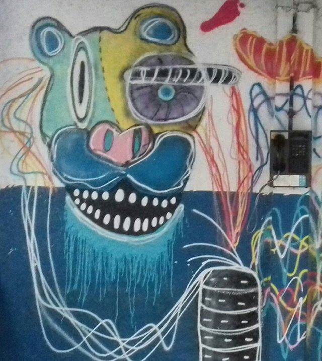 #streetartrio #graffitiart #spraycan #novaiguaçu #baixada #arteurbana #art #graffiti #
