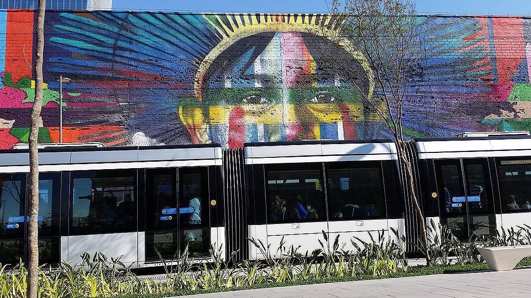 Art in Rio by @kobrastreetart @bestreet #streetArt #roadtoRio #rio2016olympics #cidadeolimpica #streetphotography #riodejaneiro #kobra #grafitti #artinRio #art #streetArtRio  @globalstreetart #kobrastreetart