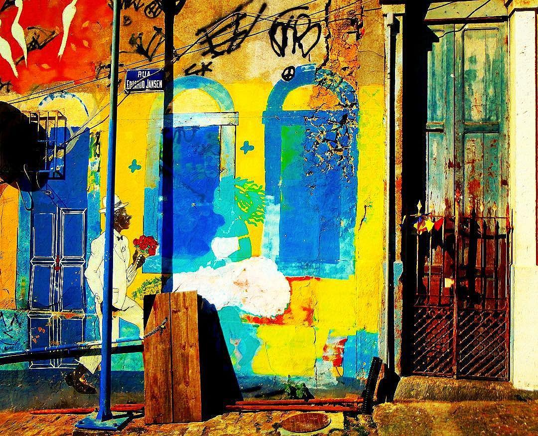 #errejota #thisbigcity #streetartrio #streetarteverywhere