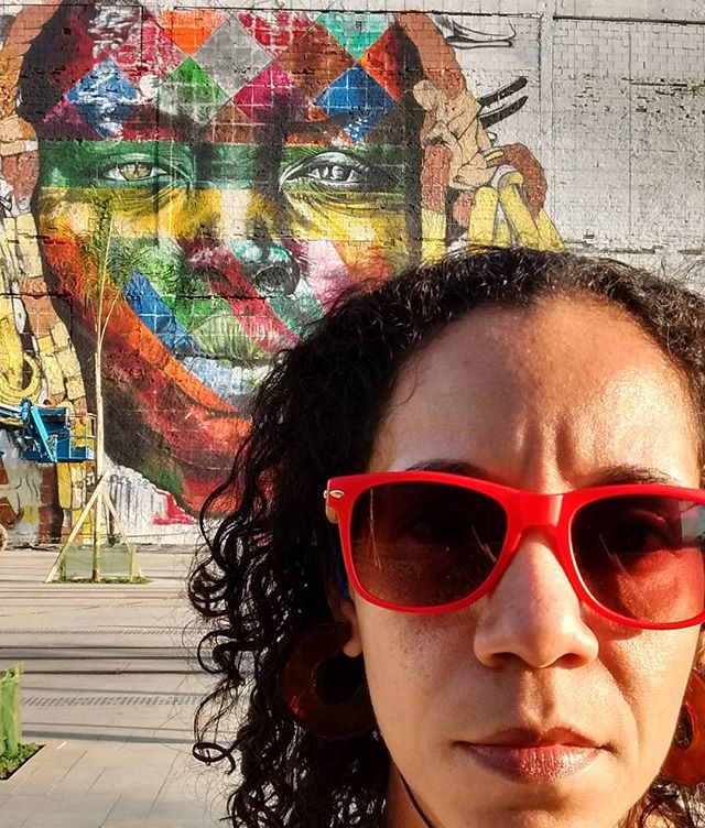 #grafitti #streetart #streetartrio #kobra