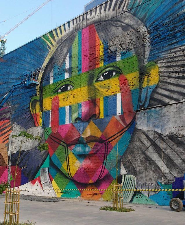 #kobra #streetart #streetartrio #grafitti