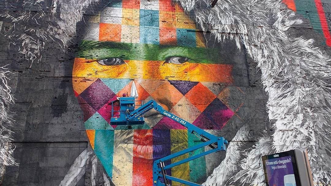 #kobra #streetart #urbanart #mural #spraypaint #colorful #streetartrio #riodejaneiro