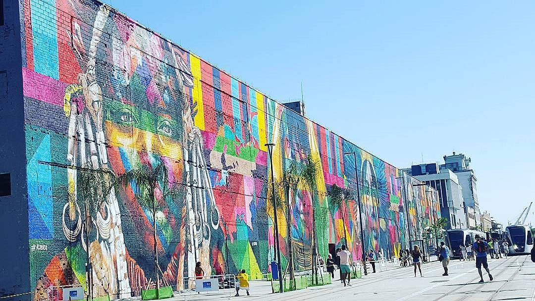 #pelasruasdoriodejaneiro #rioeuteamo #riodejaneiro #rio #rj #brasil  #graffiti #art #artepelasruas #streetart #StreetArtRio #streetstyle #streetartistry #streephotography #stredowntown #muralart #urban #urbanart #kobrapaint #kobra