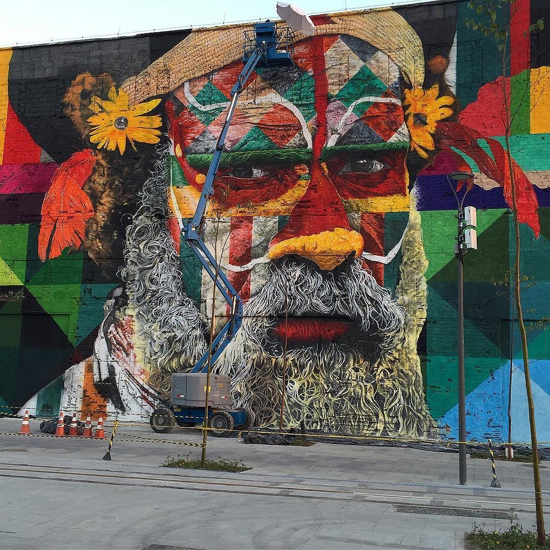 #riodejaneiro #portomaravilha #kobra #arte #artederua #streetart #streetartrio #grafite #graffiti #rioetc