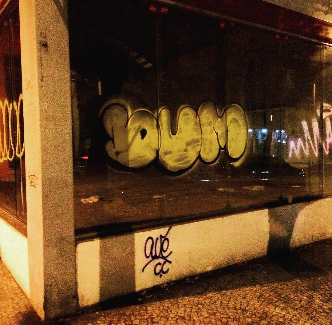Se beber, não graffiti 2