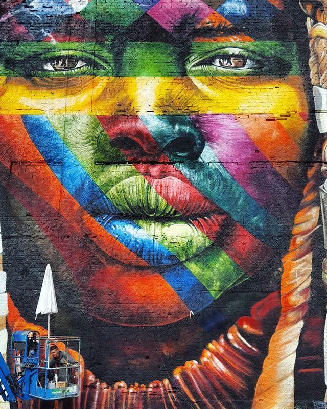 Touch ups #kobra #riodejaneiro #streetart #mural #graffiti #streetartrio #novidades #artedarua #cultura #urbanart #urbanwalls #brasileiro #021 #errejota #arte #art