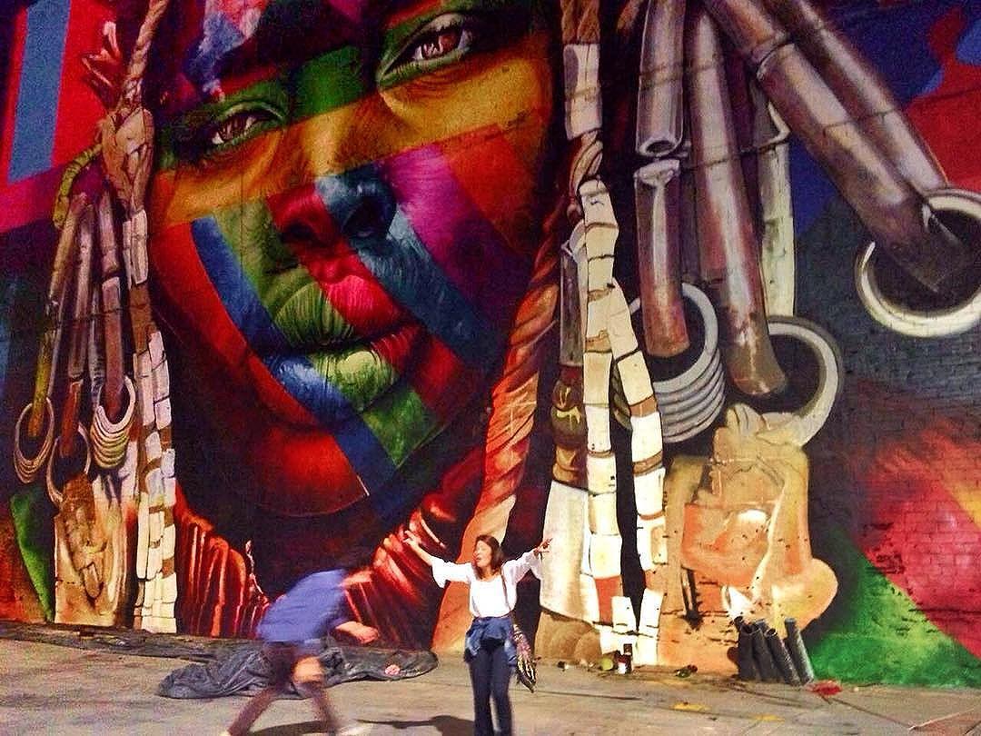 Um sorriso e uma surpresa na vida #ocupar #friends #yeahyeahyeah #kobra #streetartrio #grafitebrasil #brstreet #urbanwallsbr #graffiti #streetart #art #welovestreetart #urban #streetphotography #urbanart #graffitiart #graffitiphotographer #urbanwalls #streetartshots #citystreets #jet