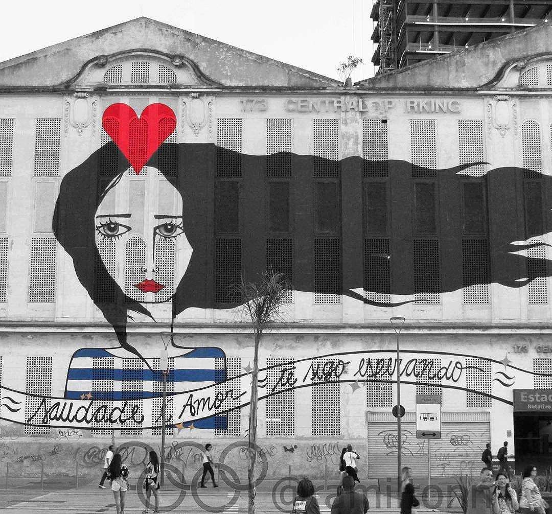 >> AUGUST/2016 - BOULEVARD OLYMPIC - (PORTO MARAVILHA) #carioca #cariocando #rio450 #RiodeJaneiro #brazil #grafite #streetart #arte #art #graffiti #artederua #urbanart #desenho #street #draw #graff #spray #urban #cultura #colors #Culture #StreetArtRio #motofoto #brarts #olimpiadas2016 #olympic #cidadeolimpica #rio2016 #boulevard #brcolorsplash
