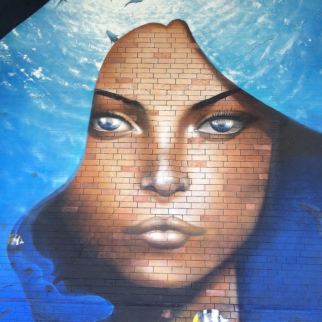Beleza na Praça Mauá #riodejaneiro #brazil #pracamaua #streetart #artederua #artederuarj #StreetArtRio